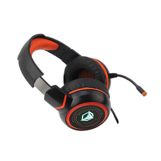 Meetion หูฟังเกม HIFI 7.1 Surround Sound LED Backlit Gaming Headset HP030