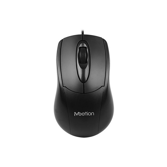 Meetion เม้าส์ USB Wired Office Desktop Mouse M361