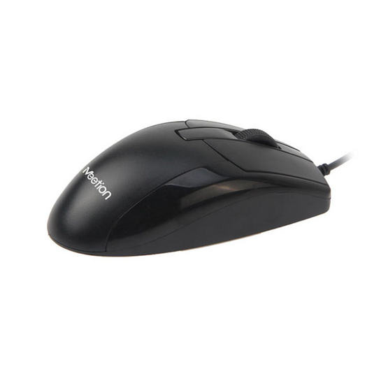 Meetion เม้าส์ Office Computer USB Wired Mouse M359