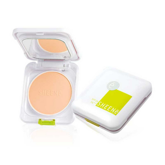 SHEENe Oil Free Powder SPF25 PA++ (Refill+Refill) #C1 8 g x2