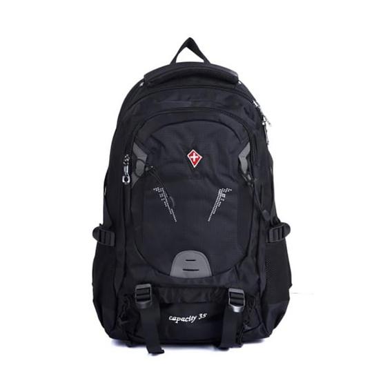 GIOARMY กระเป๋าเป้รุ่นChesterP8518ผลิตจากผ้าโพลีเอสเตอร์