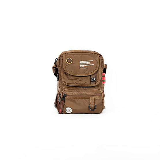 GIOARMY กระเป๋าสะพายข้างรุ่น CarterB54302 ผลิตจากผ้าโพลีเอสเตอร์