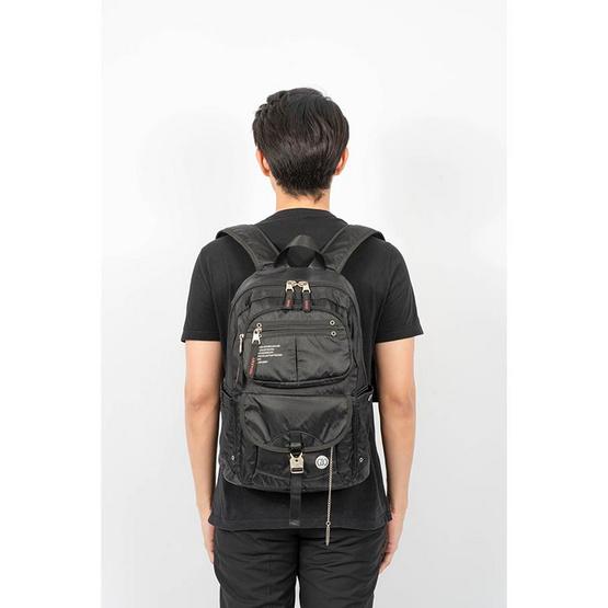 GIOARMY กระเป๋าเป้รุ่น Carter P54342 (ขนาดกลาง) กระเป๋าสะพายหลัง