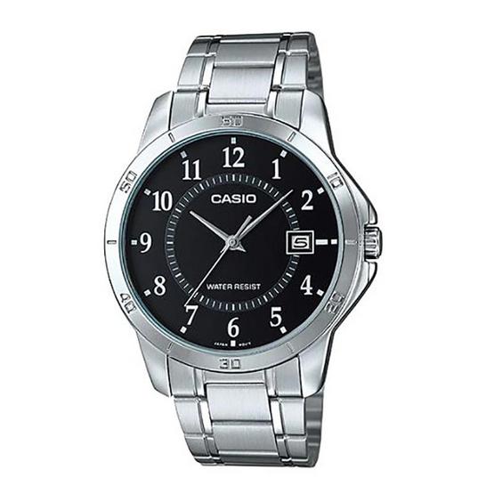 Casio นาฬิกาข้อมือ รุ่น MTP-V004D-1BUDF