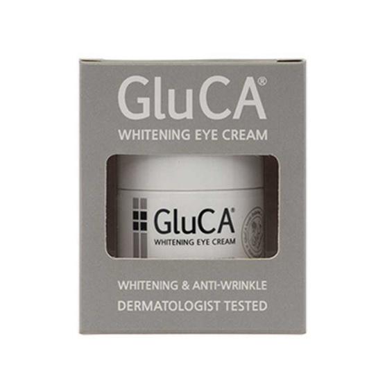 GluCA ครีมบำรุงผิวรอบดวงตา Whitening Eye Cream 10 กรัม