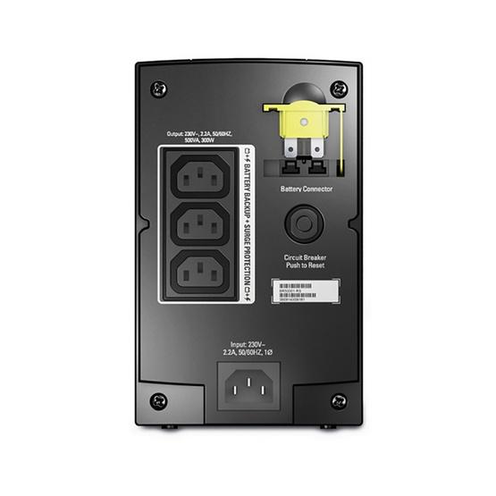 APC เครื่องสำรองไฟ (BR500CI-AS) RS 500VA 300 Watts