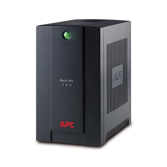 APC เครื่องสำรองไฟ (BX700U-MS) RS 700VA 390 Watts