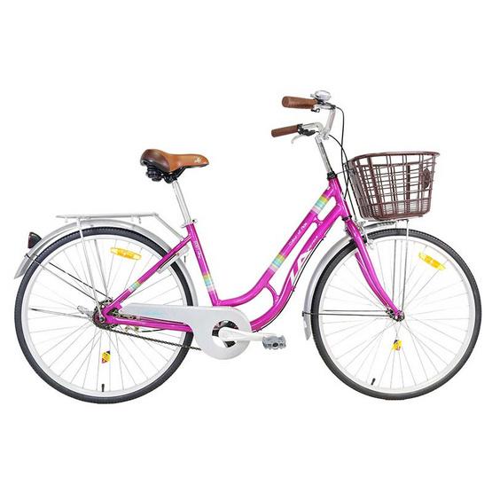 จักรยานแม่บ้าน รุ่น คัลเลอร์ ออฟ ไรด์ 26