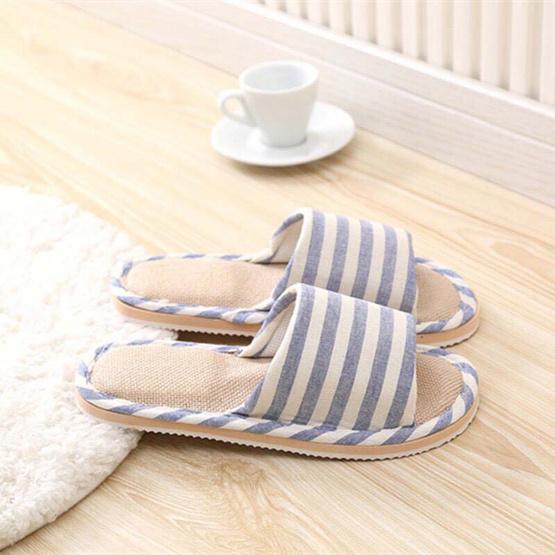 รองเท้าใส่ในบ้าน ใส่ในออฟฟิศ พื้นมีกันลื่น สไตล์ญี่ปุ่น