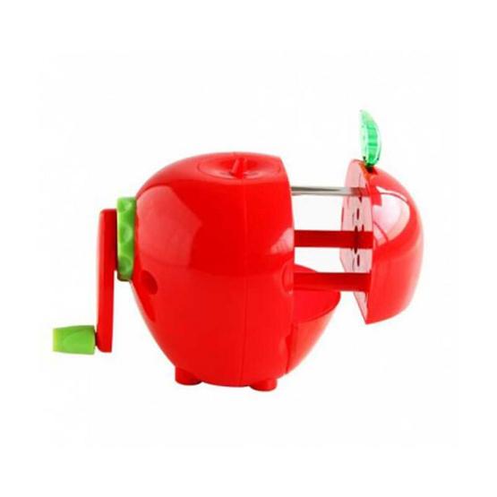 Deli 0659 เครื่องเหลาดินสอทรงแอปเปิ้ล (คละสี)