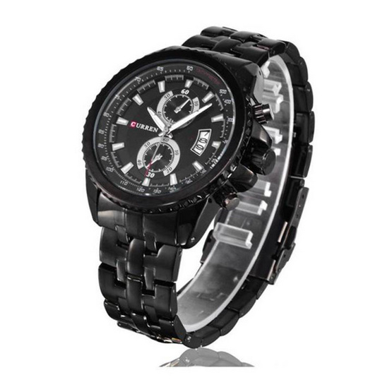 CURREN นาฬิกาข้อมือรุ่น C8082-BK/BK