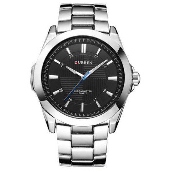 CURREN นาฬิกาข้อมือรุ่น C8109-SI/BK