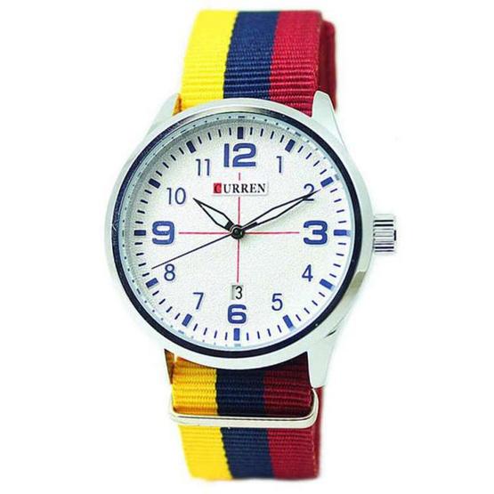 CURREN นาฬิกาข้อมือรุ่น C8195-YE