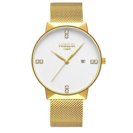 NIBOSI นาฬิกาข้อมือรุ่น NI2323-GO