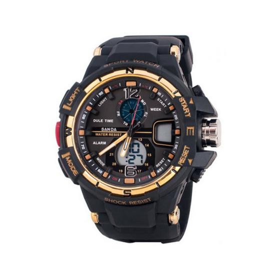 SANDA นาฬิกาข้อมือรุ่น SW289-BK/RG
