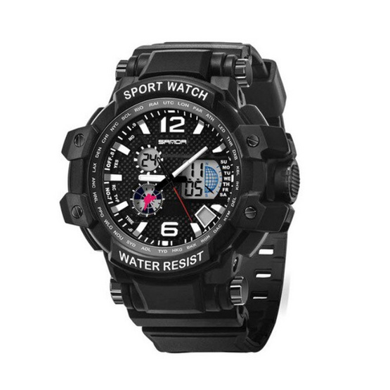 SANDA นาฬิกาข้อมือรุ่น SW729-BK