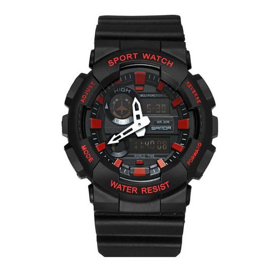 SANDA นาฬิกาข้อมือรุ่น SW899-BK/RE