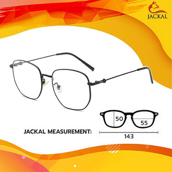 Jackal แว่นตากรองแสงสีฟ้า รุ่น OPJ038 - PREMO Lens เคลือบมัลติโค้ด สุดยอดเทคโนโลยีเลนส์ใหม่จากญี่ปุ่น
