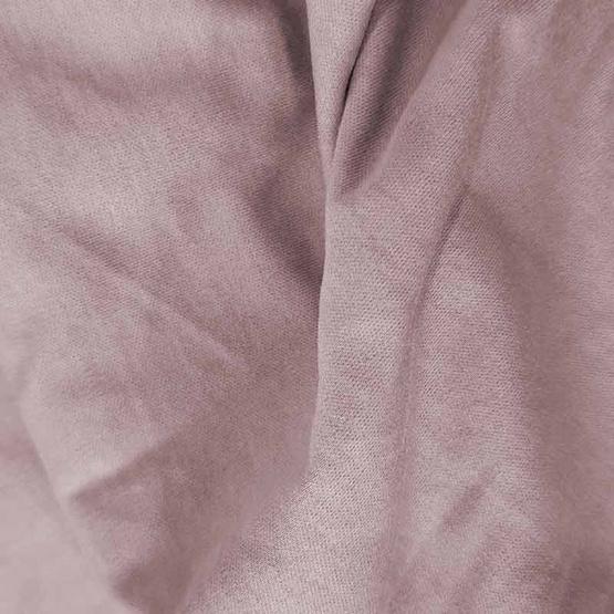 FABIA เสื้อคอกลมแขนกุดผ้าเจอร์ซี่สีเทาเบจ