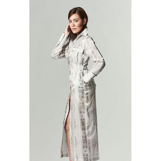 M2S เดรส สีเทา Kleider By คิมเบอรี่
