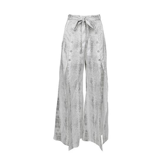M2S กางเกงขายาว สีเทา Kleider By คิมเบอรี่