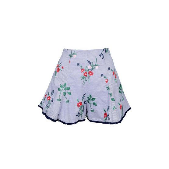 M2S กางเกงขาสั้น สีกรมท่า Duchess By พิมดาว