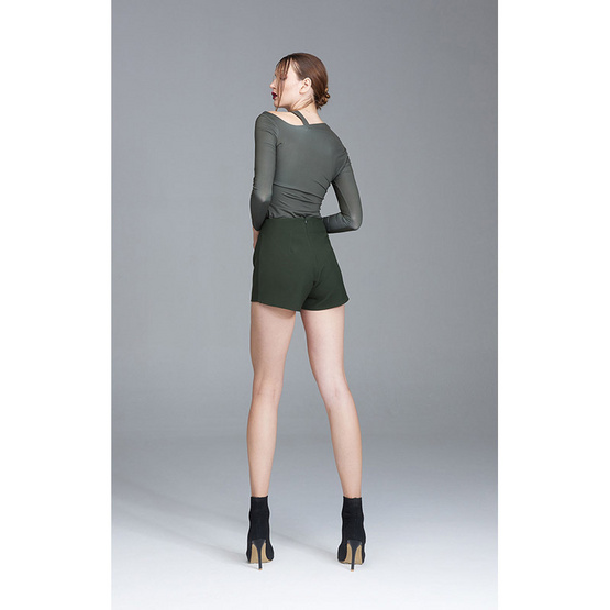 M2S เสื้อแขนยาว สีเขียว Apit by ไอซ์
