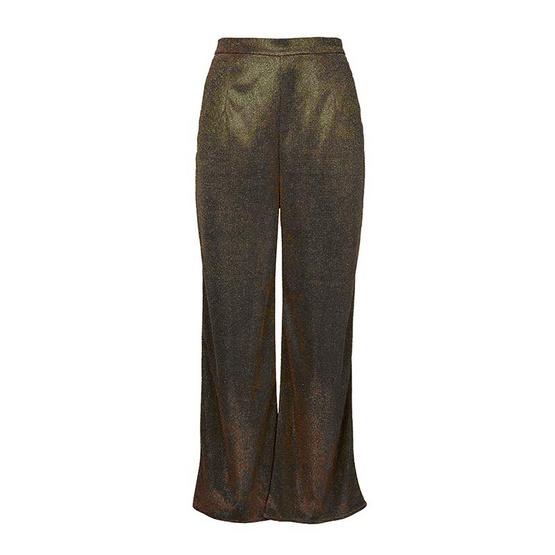 M2S กางเกงขายาว สีทอง PunPun's By ปันปัน