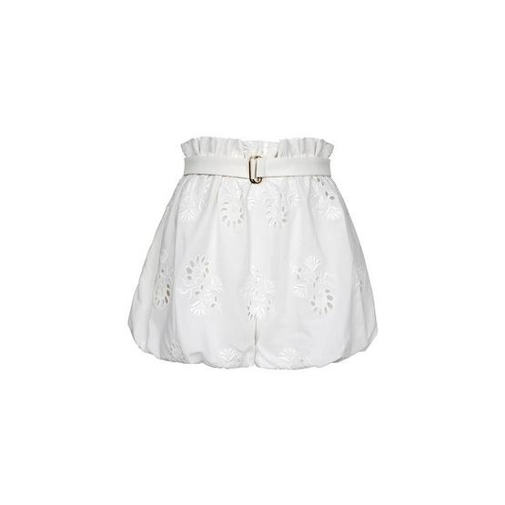M2S กางเกงขาสั้น สีออฟไวท์ PunPun's By ปันปัน