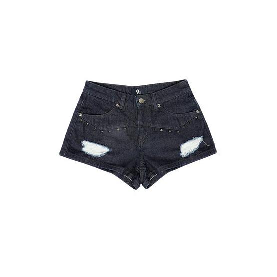 M2S กางเกงขาสั้น สีม่วง 90'S by เก้า