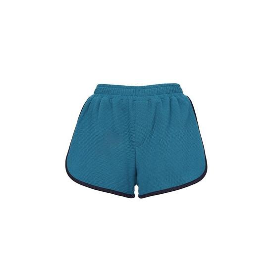 M2S กางเกงขาสั้น สีเขียว 90'S by เก้า