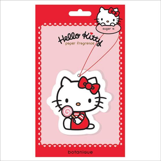 แผ่นหอมปรับอากาศ Hello Kitty กลิ่นชูก้าร์เอ็ม
