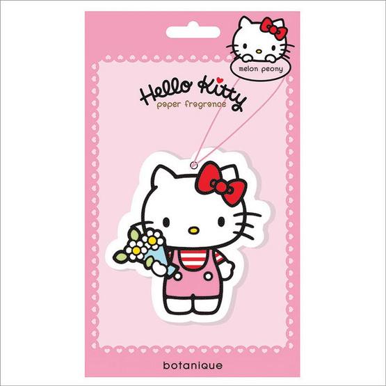 แผ่นหอมปรับอากาศ Hello Kitty กลิ่นเมลอนพีโอนี