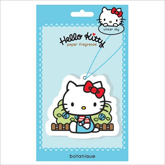 แผ่นหอม Hello kitty กลิ่น Winter Sky