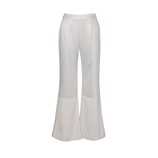 M2S กางเกงขายาว สีเบจ Ladiiprang By มะปราง