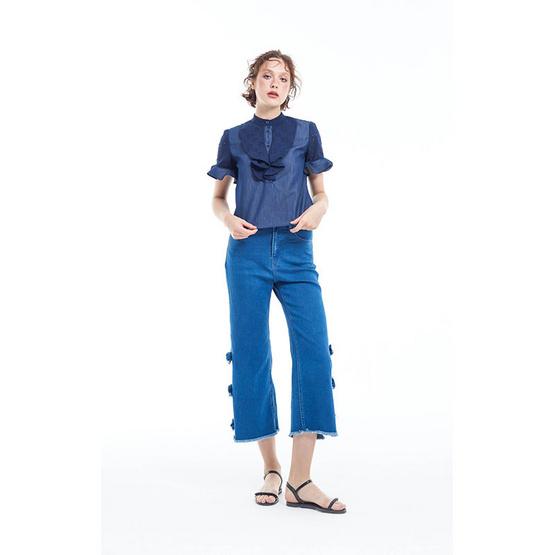 M2S กางเกงยีนส์ สีฟ้า 3e Mild Self By มาย