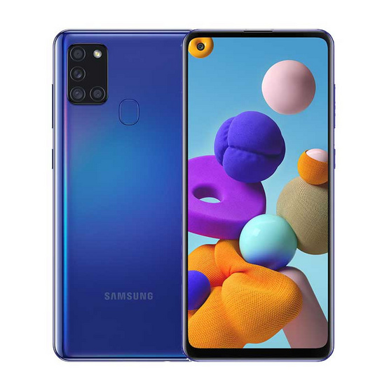 Samsung Galaxy A21s เครื่องเปล่า (t)