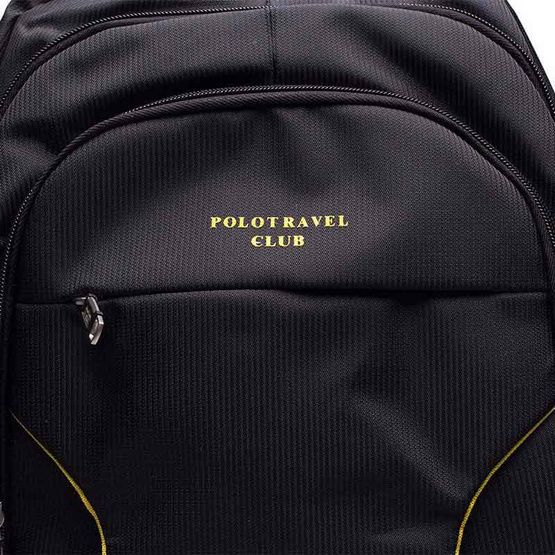 POLO TRAVEL CLUB VN57045 BLACK