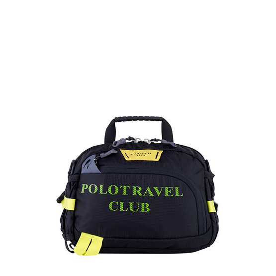 POLO TRAVEL CLUB JY42043 BLACK