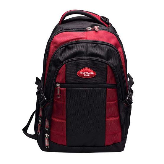POLO TRAVEL CLUB HN47120 RED