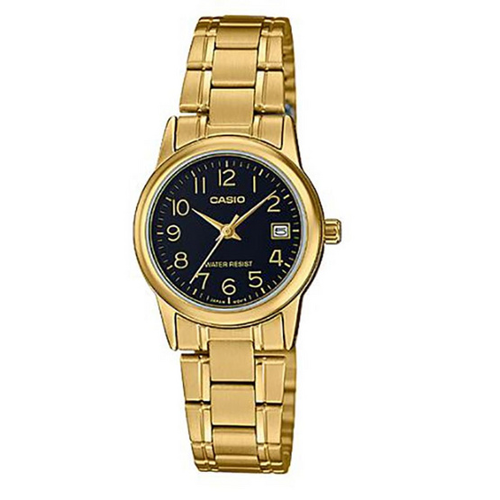 Casio นาฬิกาข้อมือ รุ่น LTP-V002G-1BUDF