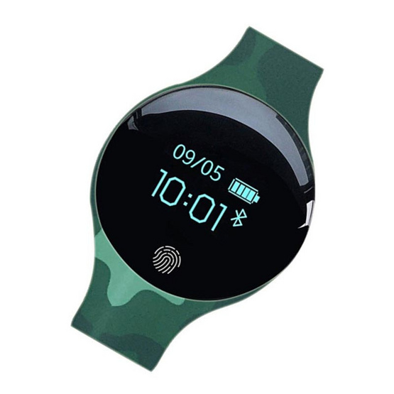 Sanda นาฬิกาอัจฉริยะ รุ่น SD02