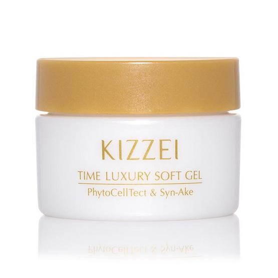 Kizzei เจลบำรุงผิวหน้า Time Luxury Soft Gel 10 กรัม