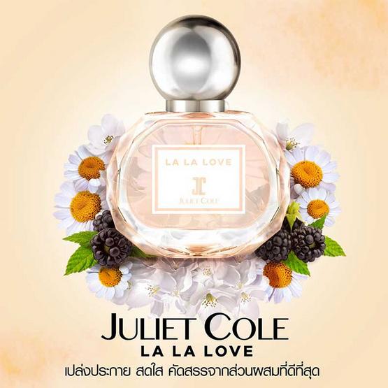Juliet Cole กลิ่น LA LA LOVE 30 มล.