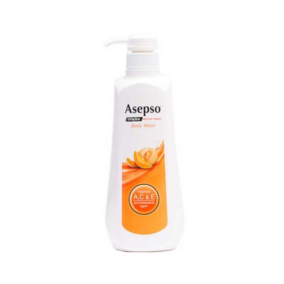 อาเซปโซครีมอาบน้ำ วีต้าพลัส เมลอนเฟรช 500 มล.
