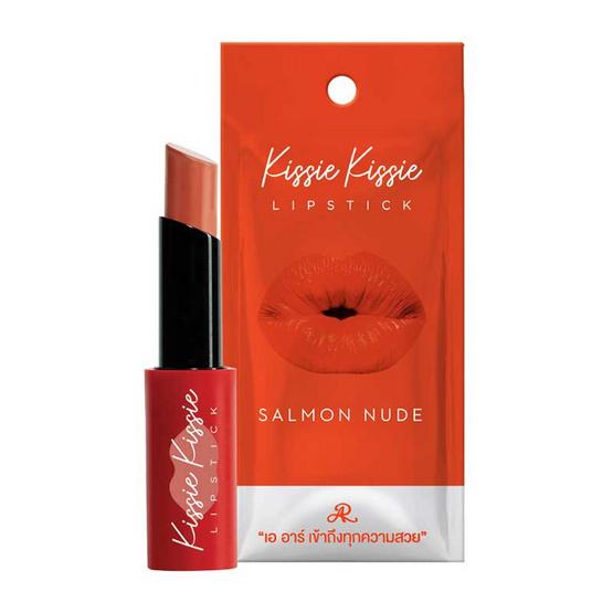 AR ลิปสติก Kissie Kissie Lipstick #02 3.3 กรัม