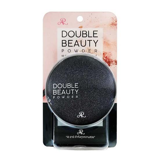 AR แป้งผสมรองพื้น Double Beauty Powder 23.3 กรัม
