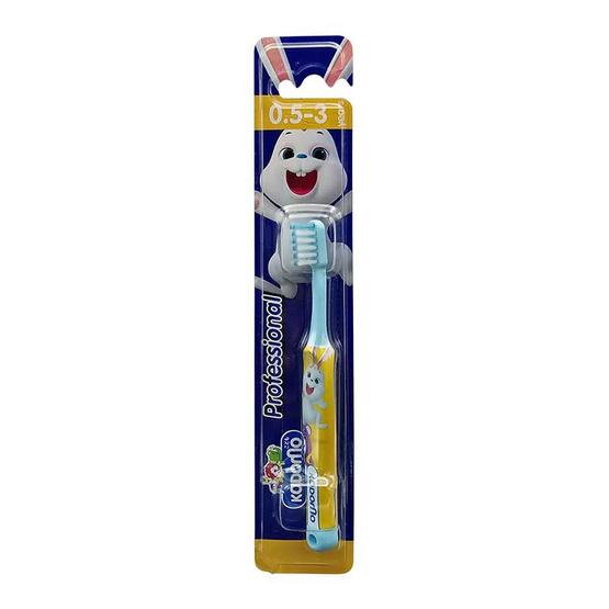 โคโดโม แปรงสีฟันเด็ก โปรเฟสชั่นแนลซอฟ 0.5-3 ปี คละแบบ