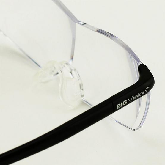 TV Direct แว่นตาขยายไร้มือจับ+CLIP ON LED