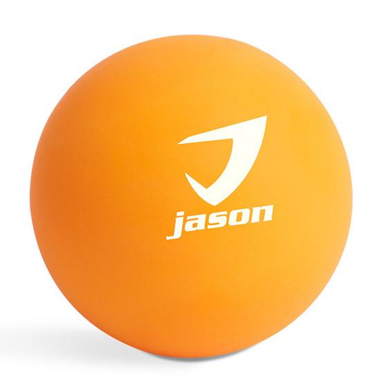 JASON ซิลิโคนบอล SILICONE BALL (Lacrosse Ball) JS0572 Diameter 6 CM